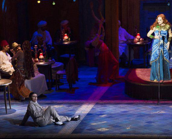 Cleopatra in Händel's Giulio Cesare in Egitto